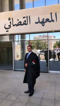 تهنئة لـ عطوفة القاضي رامز العزازي
