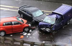 حادث سير مروع في العبدلي