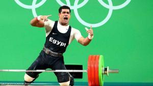 إنجاز كبير لمصر في رفع الأثقال