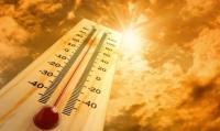 كتلة حارة نسبيًا تؤثر على المملكة الأحد