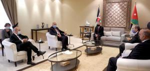 الملك : موقف الأردن ثابت تجاه القضية الفلسطينية