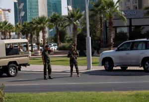 الأردن يدين الهجوم على القنصلية التركية بأربيل