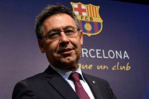 الشرطة تلقي القبض على بارتوميو رئيس برشلونة السابق