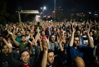 اعتصام على الدوار الرابع دعما لمحاربة الفساد