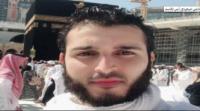 سعودي يؤدي عمرة عن أسيد اللوزي