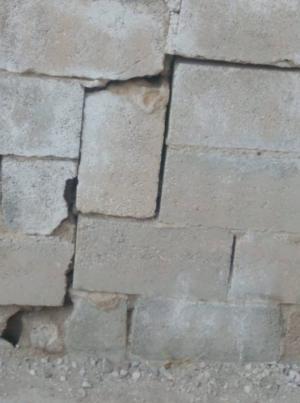 عجلون: اخلاء مدرسة الزيزفونة بسبب التصدعات