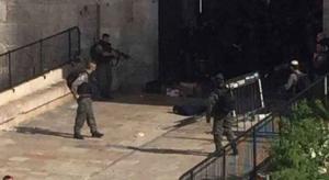 استشهاد فلسطينية بنيران الاحتلال في القدس
