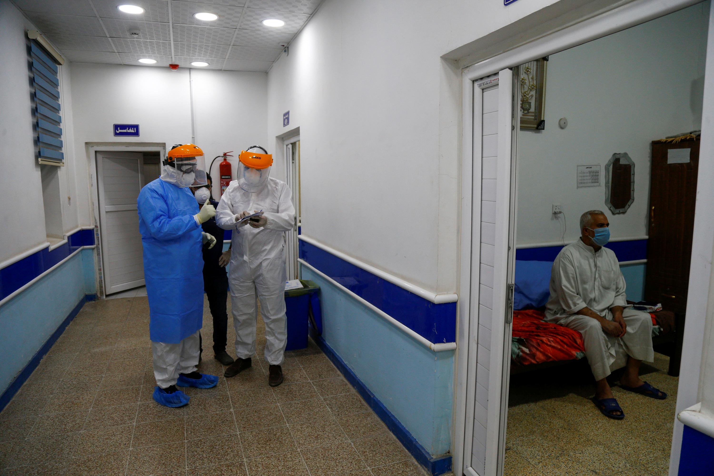 الصحة تحذر من التصاعد الكبير في اصابات فيروس كورونا Image