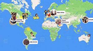 سناب شات تطلق خريطة تفاعلية لمشاركة المنشورات ضمن الموقع الجغرافي