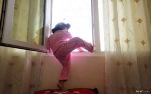 سقوط طفل من منزل ذويه بجبل النصر