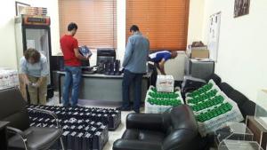 """جامعة عمان الأهلية تنفذ مبادرة """"فطورك علينا"""""""