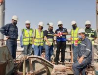 """""""البوتاس العربية"""" تنهي أعمال الصيانة على مصنع البلورة الباردة"""