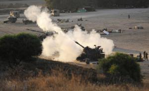 """قصف """"إسرائيلي"""" على خانيونس جنوبي قطاع غزة"""