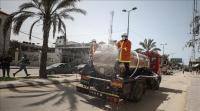 4 وفيات و827 إصابة بكورونا في غزة