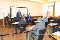 دورة تدريبية للحكام الإداريين في وزارة الداخلية بعنوان إدارة التغيير