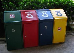 الامانة تبدأ بفرز النفايات السبت
