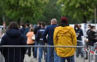 إصابة 5 أشخاص وغرق مركز للتطعيم جراء العواصف في ألمانيا