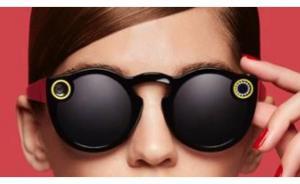 سناب شات تكشف عن نظارة بكاميرا فيديو