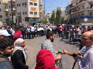 لهذه الأسباب اعتقلت السلطة الفلسطينية 5 صحفيين