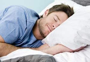 اسير اثناء النوم