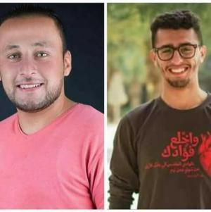 الإفراج عن الطالبين عجاوي وقشير