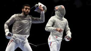 المصري السيسي يطيح ببطل العالم وأوروبا من أولمبياد طوكيو