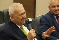 المجالي من جامعة الشرق الأوسط يؤكد قوة الدولة وقدرتها على التقدم