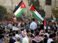 الاردن يدين العدوان الصهيوني على غزة