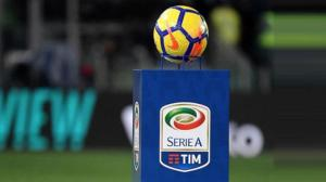 الحضور سيقتصر على 1000 متفرج في الدوري الإيطالي
