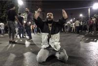 أحداث مصر تتصدر تويتر الأردن