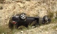 5 اصابات بتدهور مركبة في الحسا