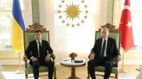 زيلينسكي يجند أردوغان لمواجهة روسيا