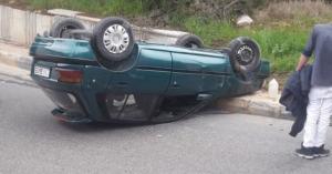 7 اصابات بتدهور مركبة في مادبا