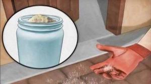 ماذا يحصل اذا رش الملح حول المنزل؟!