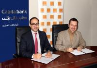 كابيتال بنك يقود مسيرة التحول الرقمي في السوق المصرفي بالتعاون مع Orange الأردن