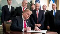 ادانات دولية وعربية لقرار ترامب بشأن الجولان