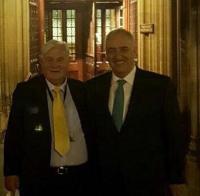 اللورد تملنسون يشيد بالتعاون الأكاديمي بين بريطانيا والأردن