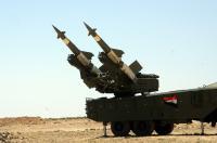 الدفاعات السورية تتصدى لعدوان إسرائيلي بالصواريخ بريف دمشق