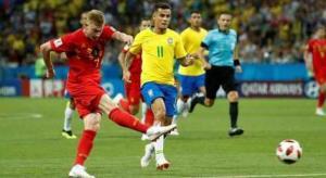 مونديال 2018  ..  بلجيكا تقصي البرازيل