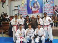 فريق جامعة الزرقاء يحقق نتائج متقدمة في بطولة الجامعات للكراتيه