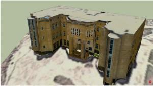 توجه لإنشاء مجمع حكومي في شارع الأردن