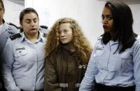 الاحتلال يواصل محاكمة عهد التميمي بجلسات مغلقة
