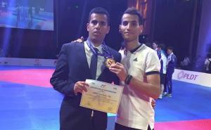ابو غوش يبدأ الاستعداد للاولمبياد في تونس