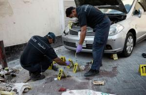 """مقتل امرأة وجرح ثلاثة أطفال بتفجير """"إرهابي"""" في البحرين"""