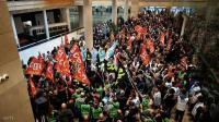 إضراب يشل باريس