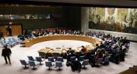 جلسة طارئة لمجلس الأمن بخصوص فلسطين