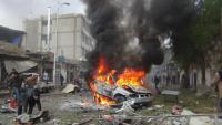 مقتل 5 اشخاص واصابة 7 بتفجير مركبة مفخخة في سوريا