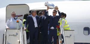 إطلاق اسم رونالدو على المطار الأخطر في العالم