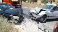 إصابة 5 أشخاص بحادث تصادم في الزرقاء