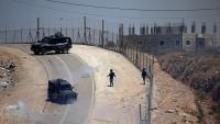 اعتقال فلسطينيين اجتازا السياج الأمني من غزة الى أراضي الـ 48